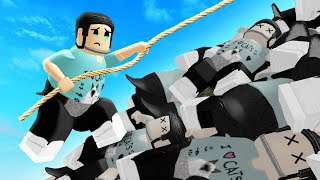 Climb your own dead bodies to WIN! (Roblox)