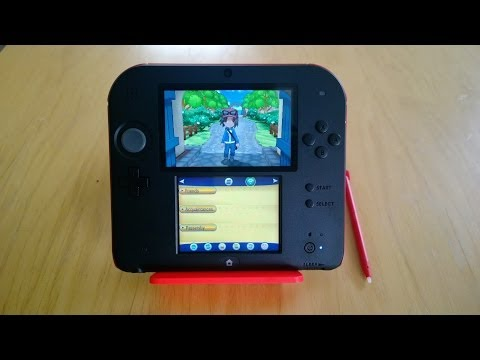 Gaming on the Nintendo 2DS: Pokemon Y