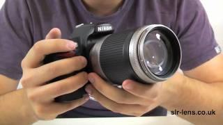 Nikon / Nikkor AF 70-300mm F4-5.6 lens review