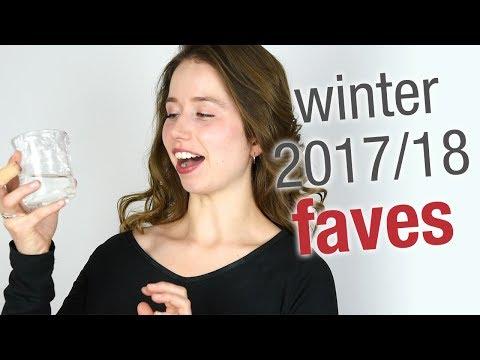 Winter 2017/2018 Favourites