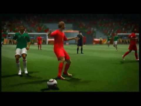 2010 Fifa World Cup Xbox 360 Game Trailer