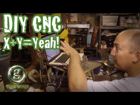 DIY CNC - Tuning Up the GRBL Settings