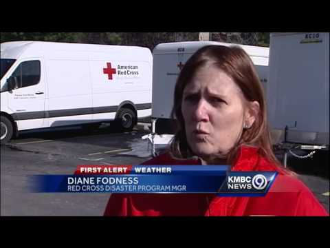 KC's Red Cross helping flood victims