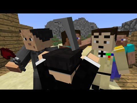 Minecraft: Custom NPC Mod - How to make Multi-part quests