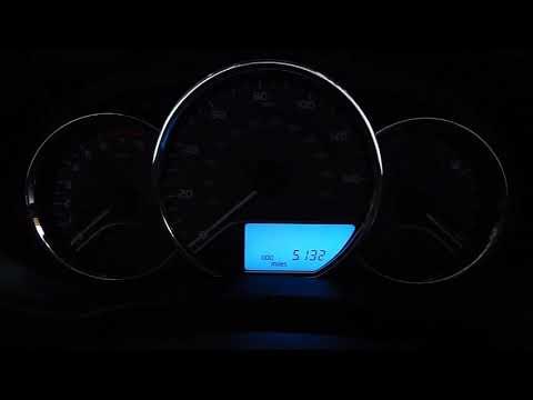 2014 Toyota Corolla Maintenance Reminder Light