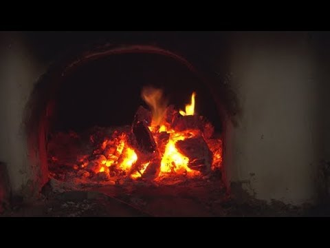 Fire Flames, Bonfire and Coals | Stock Footage