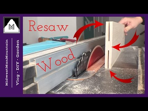 How to Resaw Wood Without a Bandsaw