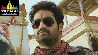 Jr.NTR Action Scenes Back to Back | Telugu Action Scenes | Sri Balaji Video