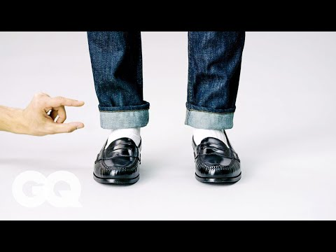 How to Roll Up Your Pants | GQ