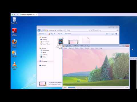 Force Windows Media Player to be the default MP4 player (then manage all its settings)