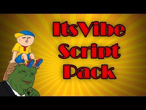 Script Pack Release! | OP lvl 1 - 7 Lua C Scripts! | Includes a Lua