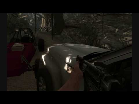 far cry 2: unlocking exclusive content/missions