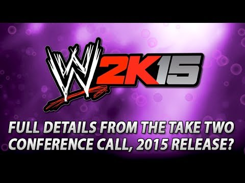WWE 2K15: Possible 2015 Release Details, Visual Concepts Working With Yukes