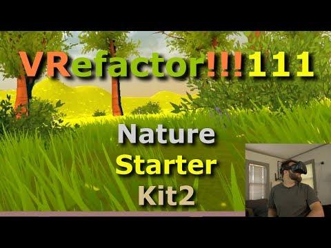 VRefactor - Unity Nature Starter Pack 2