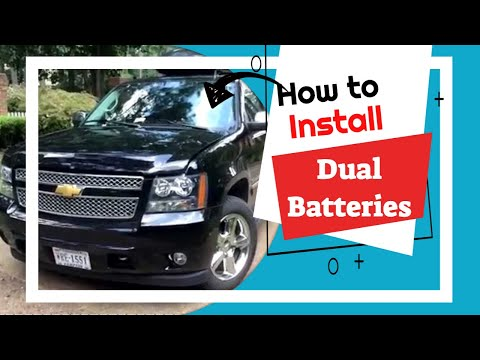 How to Install Dual Batteries - National Luna Chevy Suburban Introduction PART 1