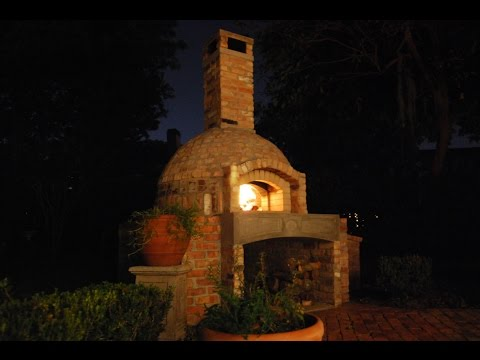 How to Build a Wood Fired Pizza Oven/BBQ Smoker Combo - Detailed Instruction - Pt. 1