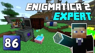 Enigmatica 2: Expert Mode - EP 96 Wrapping up Ultimate Ingot