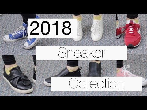 Sneaker Collection 2018