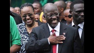 Hotuba Nzito ya Rais Magufuli leo,