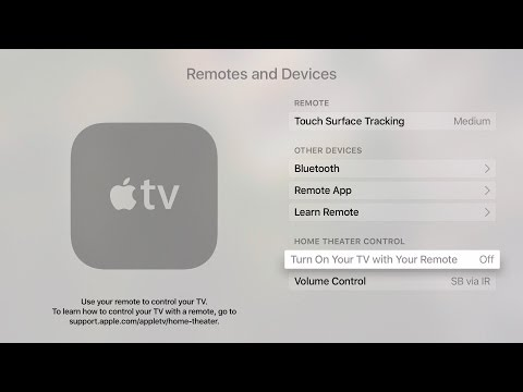 Apple TV Tips - Using the Siri Remote to Control Your TV