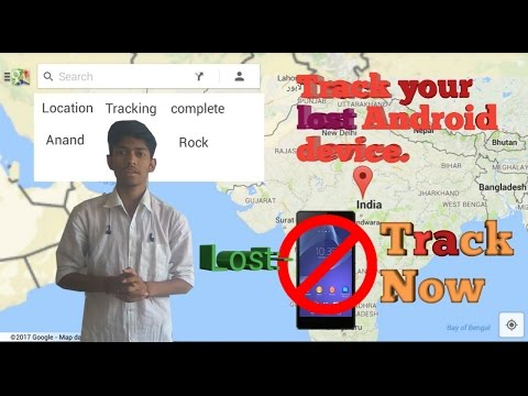 [Hindi - हिन्दी How to Find Lost Android Phone Without Installing an App