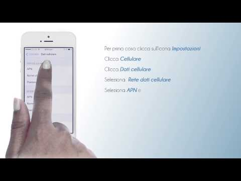 Lycamobile Italia - Configura internet su iPhone