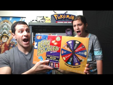 SPECIAL GUEST! - BEAN BOOZLED CHALLENGE WITH POKEMON CARDS and THE GROSSERY GANG TOY UNBOXING!