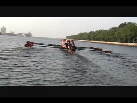Tampa Youth Rowing: Davenport Drill