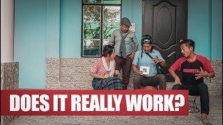 Lie Detector Machine | Comedy | Dreamz Unlimited