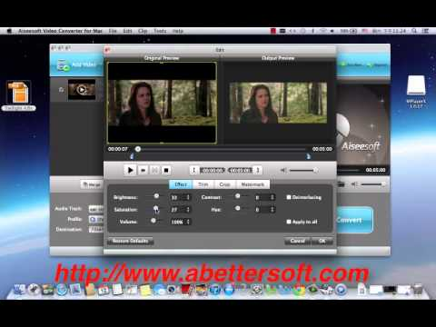 Convert FLV to MP4 Mac: How to Convert .FLV to .MP4 Format