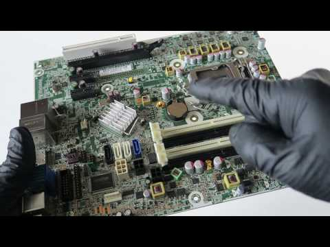 656961-001 HP Pro 6300 Motherboard Overview