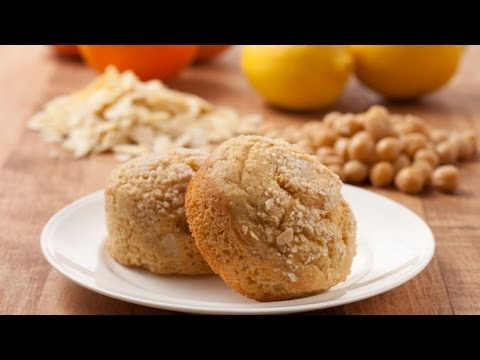 Lemon Chickpea Muffins with the World's Premier Culinary College