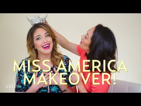 Miss America Pageant Makeup Makeover | The SASS with Susan and Sharzad