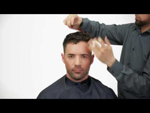 Esquire Grooming- Justin Timberlake's Oscars Fade