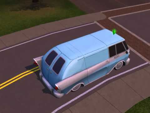 Sims 3 Generations- Driving Motive Mobile