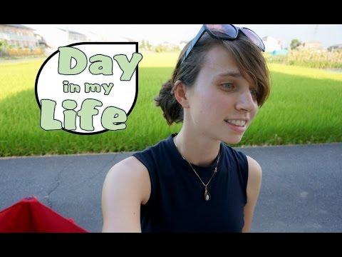 A Day in My Life (#27): Pokemon GO in Rural Japan