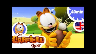 THE GARFIELD SHOW - 40 min - New Compilation #03