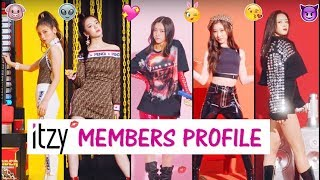 Download ITZY Members Profile (Birth Name, Position, Facts...) Video