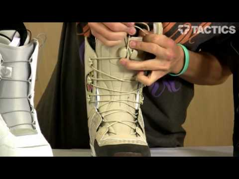 Snowboard Boot Lacing Systems Explained