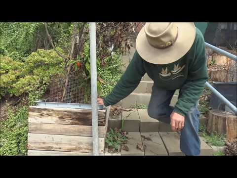 Old DISHWASHER as PLANTER How to Make Raised Garden Bed for Vegetable Plants