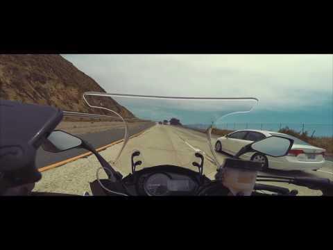 Pacific Coast Highway Santa Barbara to Los Angeles