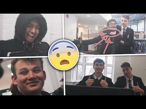 USING A £1000 CAMERA! + SCHOOL WIFI HACKED? (WEEKLY VLOG!)