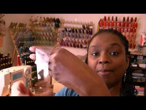 DIY Lint Remover - 60 Second Sewing Secrets #15