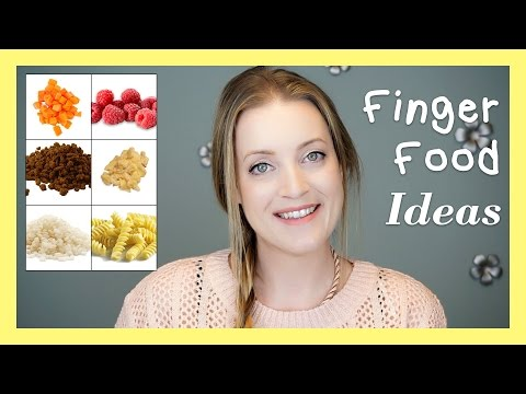 Baby Finger Food Ideas! - 6 Months + | Allison's Journey