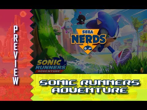 Preview: Sonic Runners Adventure (soft launch version)