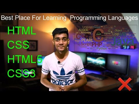 how to become web developer & software developer / How To Learn programming languages in hindi 2017