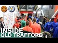 Behind The Scenes Manchester United V Leicester City  Inside Old Trafford  Manchester United mp3