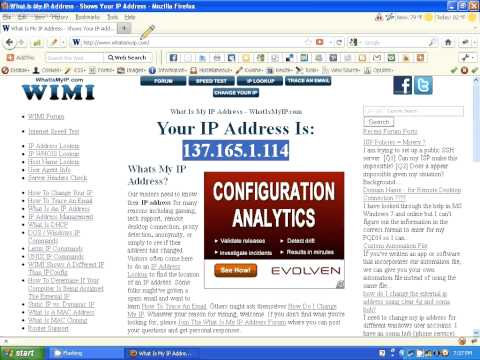 How to change IP address.flv