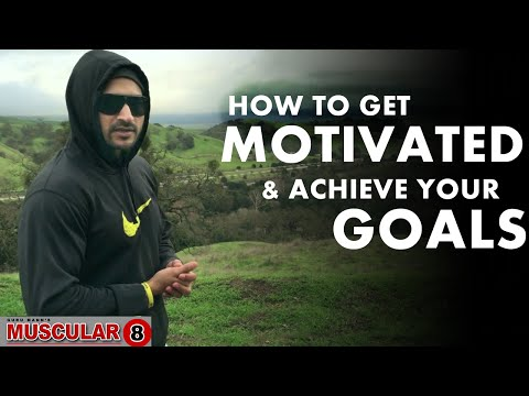 How to Get Motivated and Achieve your GOALS in New Year 2015 | Guru Mann | Health and Fitness