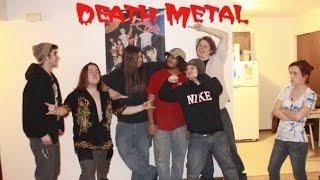 Death Metal (Full Movie)